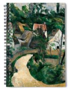 Turn In The Road Spiral Notebook