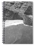 Turtle Head Sea Cave Napali Coast Spiral Notebook