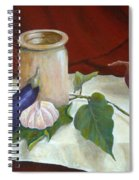 Tuscan Table Spiral Notebook