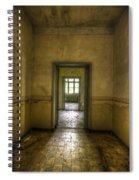 Two Doors Spiral Notebook