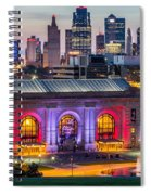 Union Station Spiral Notebook