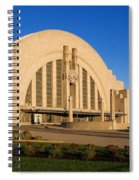 Union Terminal, Cincinnati Spiral Notebook