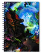 Until Death Part Us Spiral Notebook