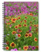 Up Close In The Garden 2 Spiral Notebook