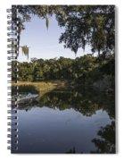 Up The Creek Spiral Notebook