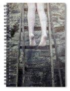 Upwards Spiral Notebook
