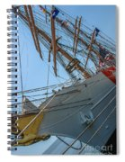 Uscgc Eagle Spiral Notebook