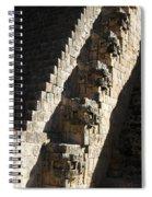 Uxmal Maya Ruins Spiral Notebook