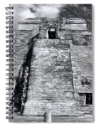 Uxmal Drawing Spiral Notebook