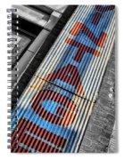 V I N T A G E Spiral Notebook