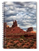 Valley Of The Gods II Spiral Notebook