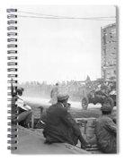 Vanderbilt Cup, 1910 Spiral Notebook