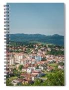Velika Kladusa Bosnia Spiral Notebook