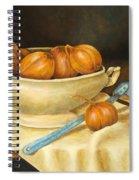 Venetian Table Spiral Notebook