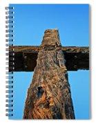 Ventura Cross Spiral Notebook