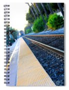 Ventura Train Station Spiral Notebook