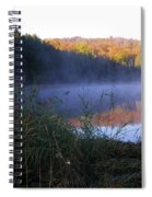 Vermont Pond Spiral Notebook
