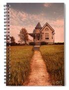 Victorian House Spiral Notebook