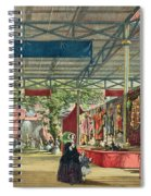 View Of The India Section Of The Great Spiral Notebook