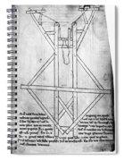 Villard De Honnecourt (c1225-c1250) Spiral Notebook
