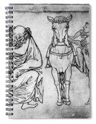 Villard De Honnecourt (fl Spiral Notebook