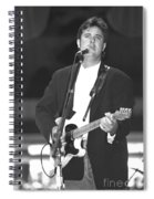 Vince Gill Spiral Notebook