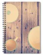 Vintage Kitchen Filtered Spiral Notebook