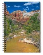 Virgin River Spiral Notebook