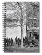 Virginia Slave Dealer Spiral Notebook