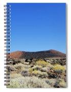 Volcanic Landscape Spiral Notebook