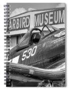 Warbird Museum Spiral Notebook