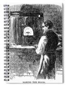 Watchmaker, 1869 Spiral Notebook