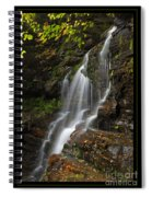 Water On The Mountain Spiral Notebook