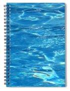 Water Spiral Notebook