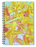 Giggling Watercolor Photography Spiral Notebook