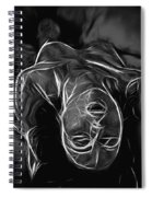 We Fade To Grey Spiral Notebook