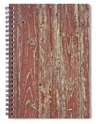 Weathered And Worn Spiral Notebook