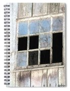 Weatherworn Spiral Notebook