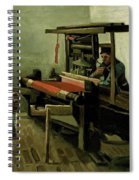 Weaver Spiral Notebook