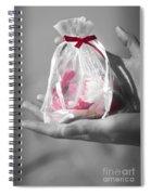 Wedding Celebration Spiral Notebook