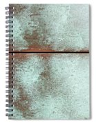 Well Worn Spiral Notebook