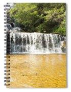 Wentworth Falls Blue Mountains Spiral Notebook