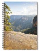 Wentworth Falls Spiral Notebook