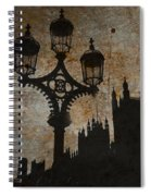 Westminster Silhouette Spiral Notebook