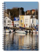 Weymouth In The Water Spiral Notebook