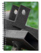 What Is It - Series Xi Spiral Notebook