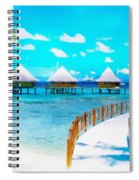 White Bay Spiral Notebook