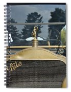 White Motors Spiral Notebook