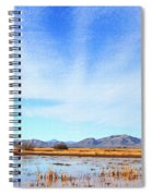 White Water Draw Preserve Spiral Notebook
