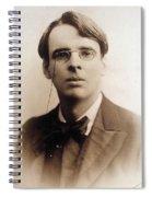 William Butler Yeats (1865-1939) Spiral Notebook